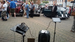 Hinckley Classic Car Show