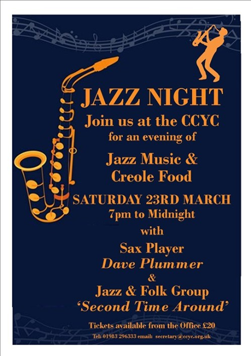 Corinthians Jazz Night